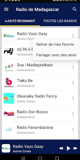 Madagascar Radio Stations screenshot 7