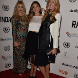 OIC - ENTSIMAGES.COM - Ashley James, Kelly Brook and Natalia Kapchuk at the Taking Stock Premiere at the Raindance Film Festival  London 4th October 2015  Photo Mobis Photos/OIC 0203 174 1069