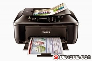 pic 1 - the way to download Canon PIXMA MX435 laser printer driver