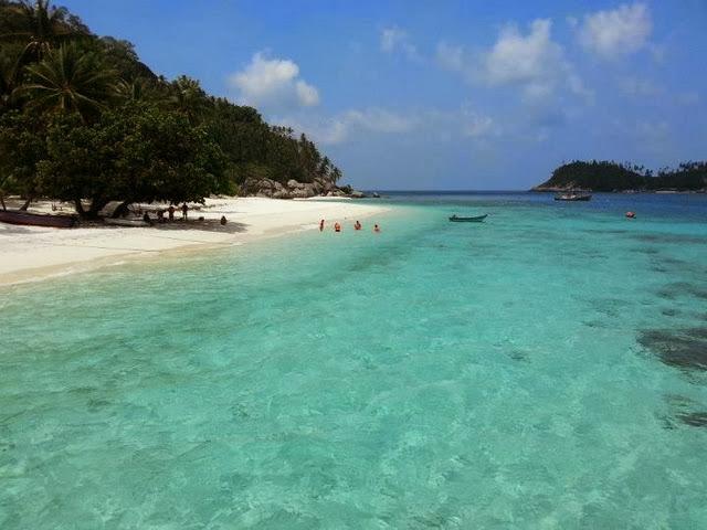 Pulau-Pemanggil-Island