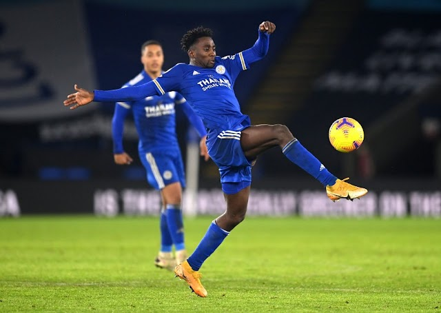 Ndidi was colossal against Liverpool – Rodgers