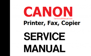 About CANON LBP2410, LBP5200 Service Repair Manual