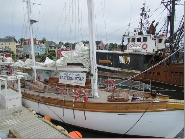 Lunenburg Harbor