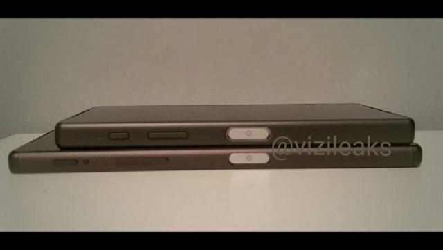 Xperia Z5 và Xperia Z5 Compact