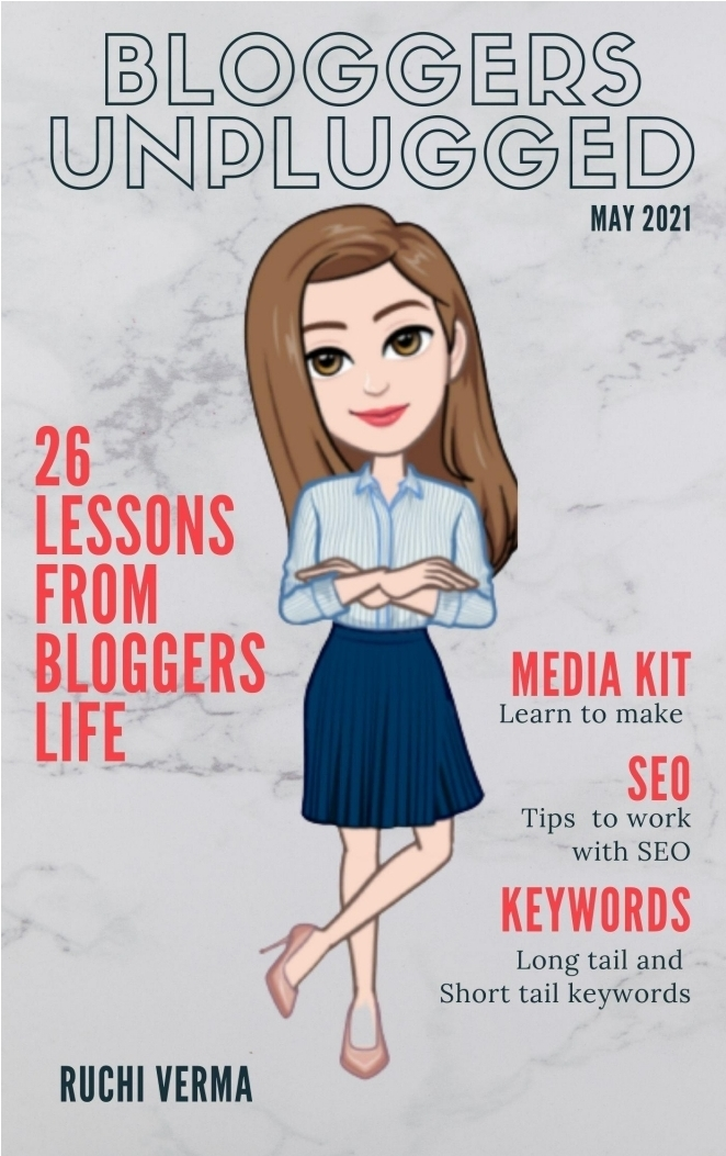 Bloggers Unplugged by Ruchi Verma #tbrchallenge #bookreview #books #bookchatter #blogchatterebook @wigglingpen