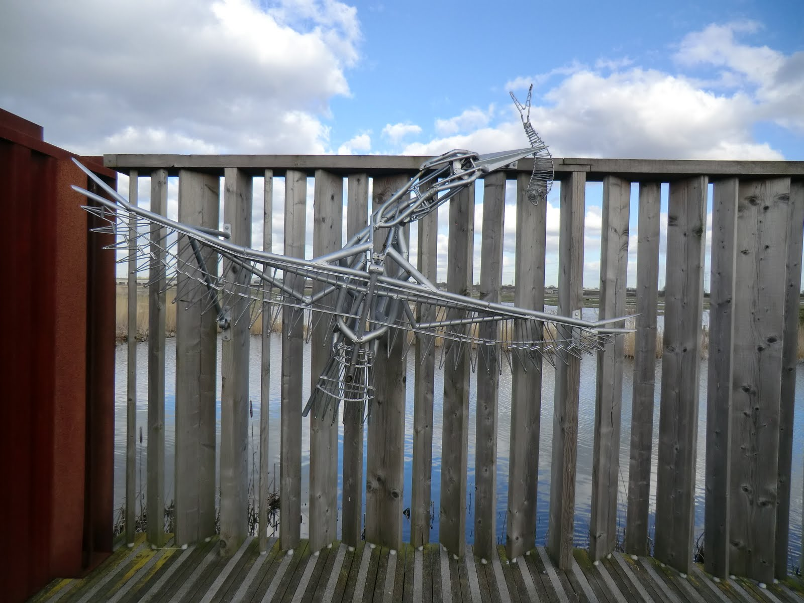 CIMG9960 Heron sculpture