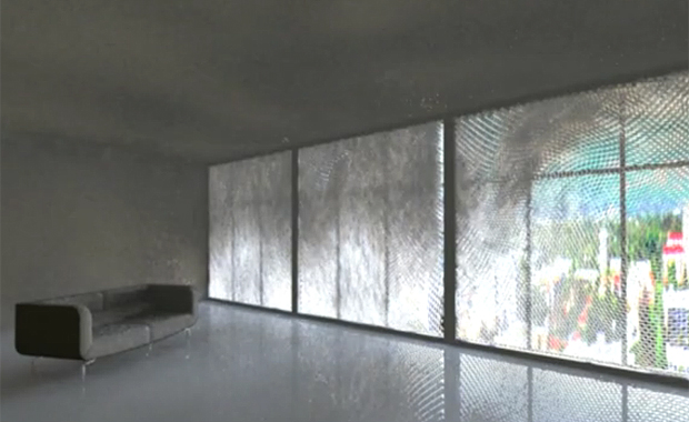 Solar Curtains by Rael San Fratello Architects