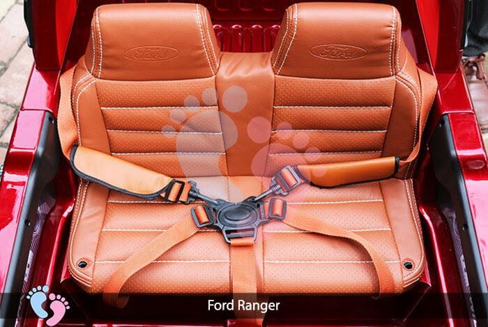 Ô tô điện trẻ em 2 chỗ ngồi Ford Ranger 9