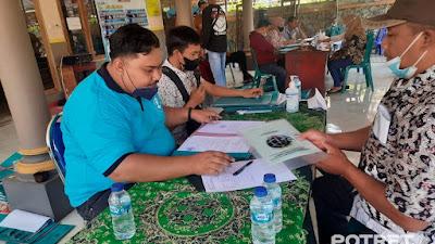 296 Sertifikat Program PTSL di Purwodadi Sudah Terbagikan
