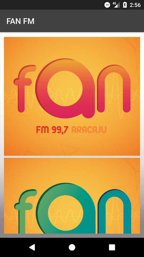 REDE FAN FM- screenshot