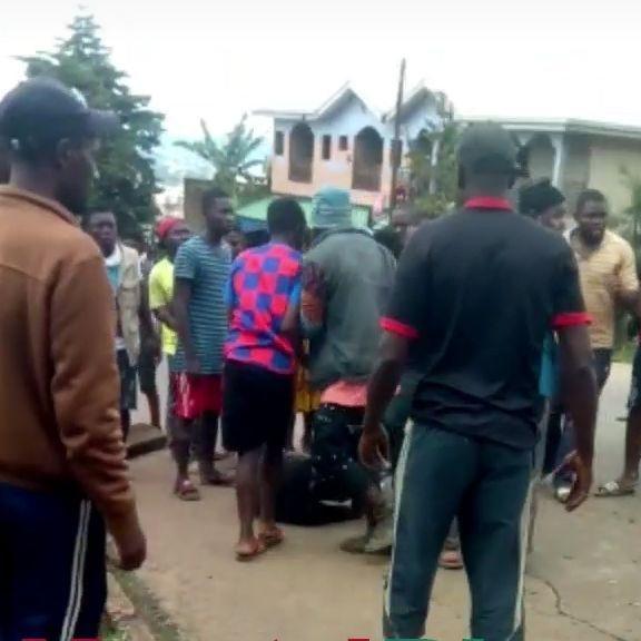 Bamenda: Population foils Kidnap