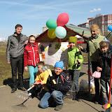 Николаю Шевченко - бесконечно обивает пороги администраций в защите ручья, организовал общественные работы и сам всегда в передовых рядах