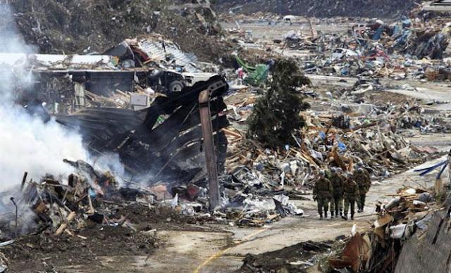 Tsunami – Japão 2011 - As melhores imagens da tragedia... Fotos-do-japao-24