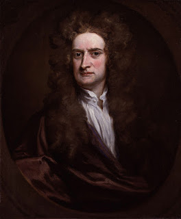 Sir Isaac Newton,the great Scientist