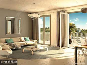 Appartement 5 pièces 112,3 m2