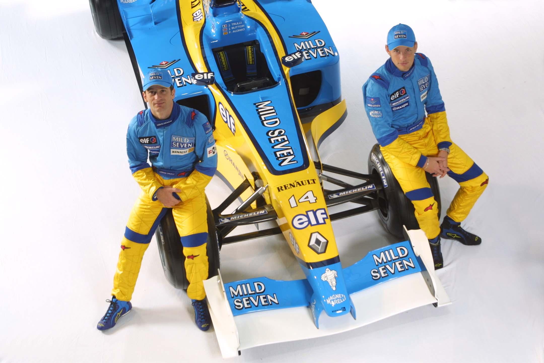 Hd Wallpapers 2005 Formula 1 Car Launches: HD Wallpapers 2002 Formula 1 Car Launches