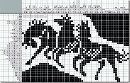 caballo punt cruz (2)