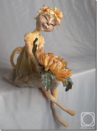 Muñecas de Nadezhda Sokolova Djembe  (5)