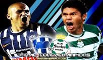 Monterrey Santos vivo online final Clausura 2012 - 17 mayo