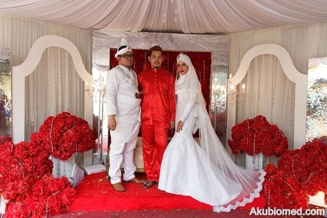 syawal bersama pengantin