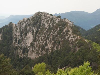 Feixa del Cim, una petita cresta que guardem per algun altre dia