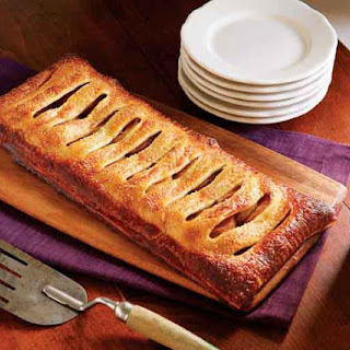 Apple Brown-Butter Jalousie