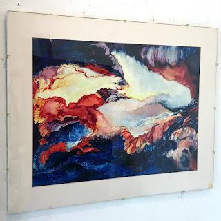 Sandra Baker Signed Painting #5