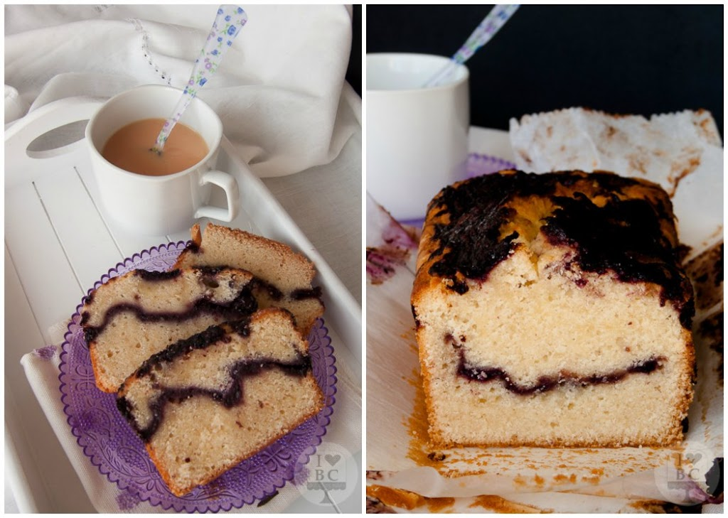 Loaf Cake de Moras