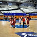 Akra en el Centro de Tecnificación-NBA Infantil IR Aut, F