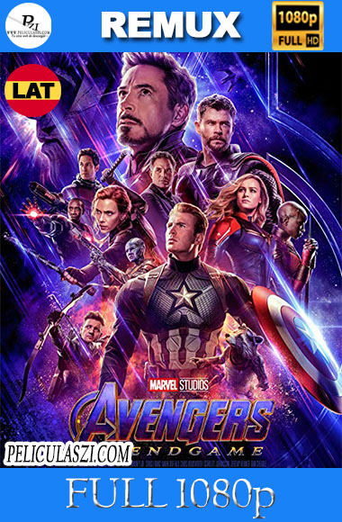 Avengers: Endgame (2019) Full HD REMUX 1080p Dual-Latino
