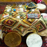 Connection Fall14 altar by Donna LaJ.jpg