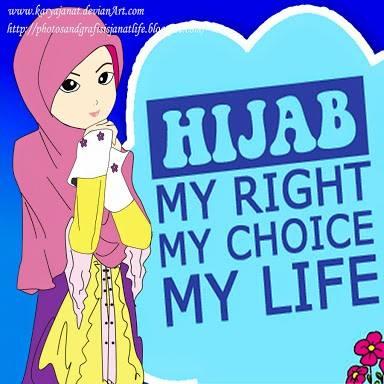 HIJABI akan mace musulma