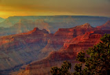 """Grand Canyon Sunset"" by Tim Snyder"