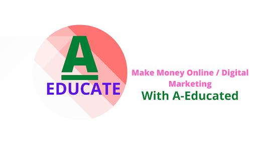 Make Money Online/Digital Marketing