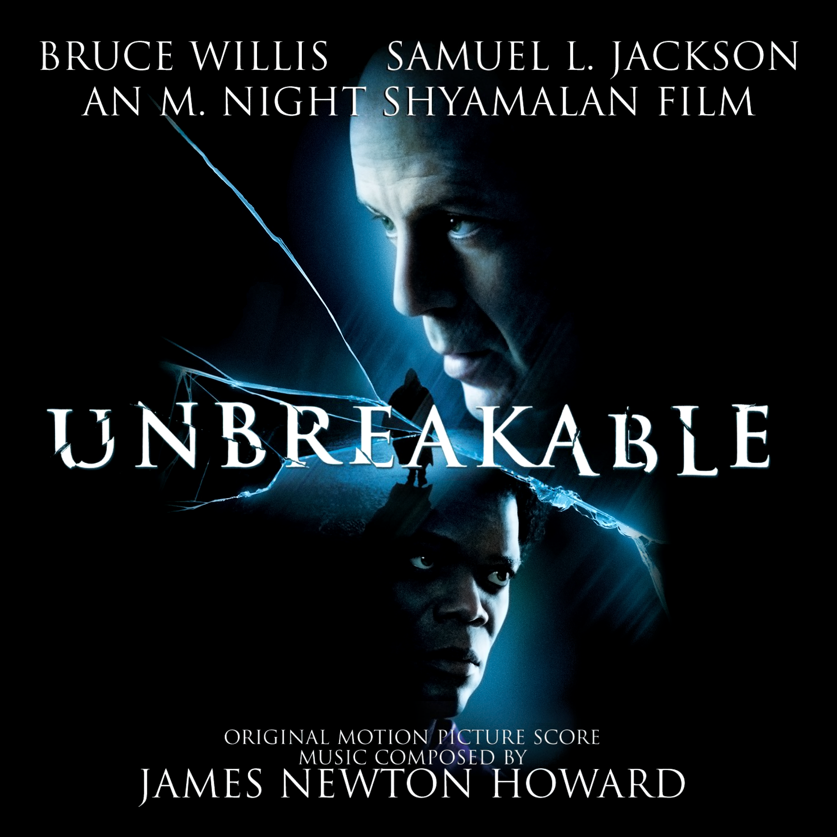 Album Artist: James Newton Howard / Album Title: Unbreakable (Original Motion Picture Score)
