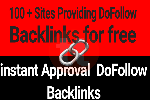 DoFollow Instant Approval Blog Commenting Sites List - 2019