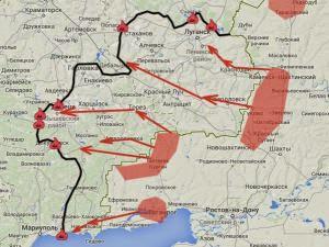 По границе кризисного района украинские воины оборудовали более 100 блокпостов и опорных пунктов, - Тымчук - Цензор.НЕТ 5335