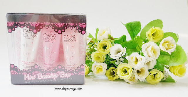 Caring Colours Mini Beauty Box