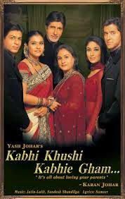 Kabhi Kushi Kabhi Gham 2001