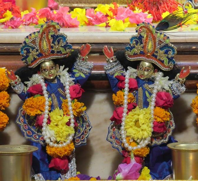 ISKCON Vallabh vidhyanagar Deity Darshan 10 jan 2017 (8)