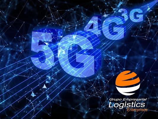Señal 5G, el cambio perfecto, para una logística mejor conectada.