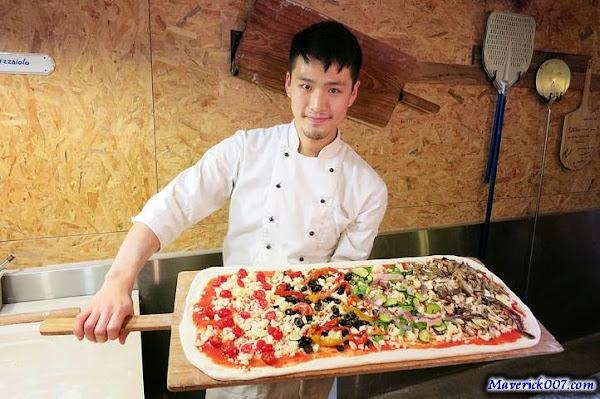 ANTICO FORNO 老烤箱義式手桿披薩