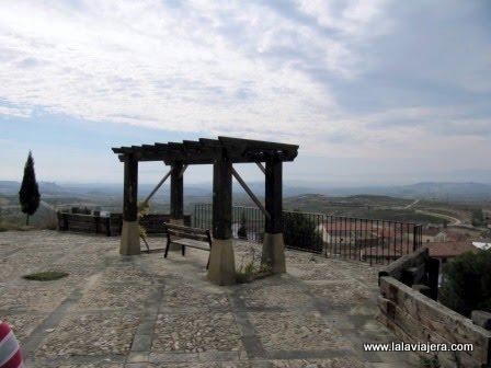 Mirador del Almendro, Labastida