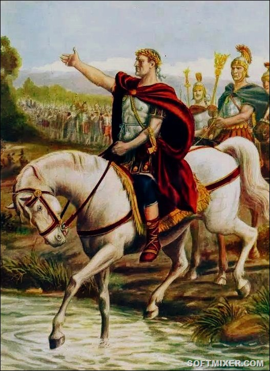 a biography of julius caesar a strong leader of ancient rome