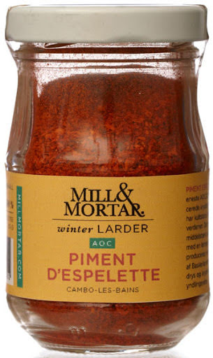 Piment d'Espelette A.O.C. – Mill & Mortar