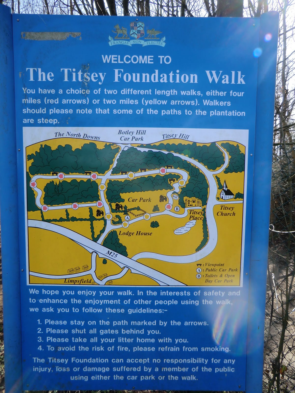 CIMG7044 The Titsey Foundation Walk