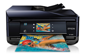 Epson Expression Photo XP-850    driver download for windows mac os x linux