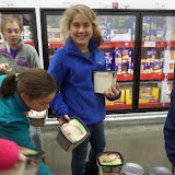 6th Grade Shopping for Drop Inn Center