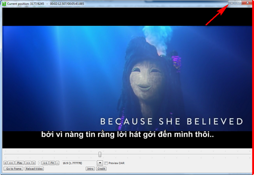 huong dan tao video karaoke