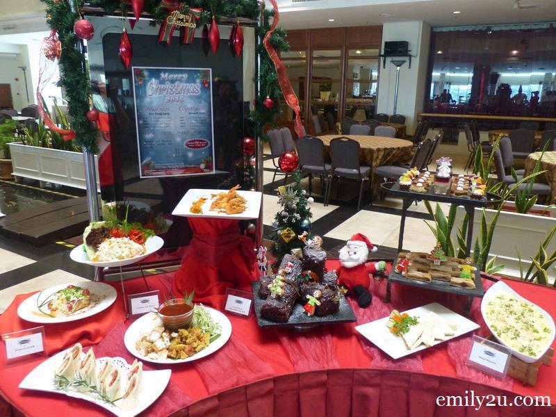 Heritage Hotel Ipoh Christmas Brunch
